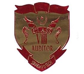 Class VIII heraldry